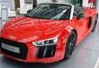 Audi R Spyder V