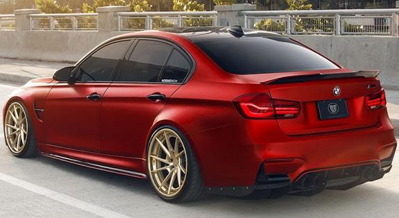 BMW-M3-Satin-Red-3