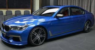 BMW MLi Abu Dabi