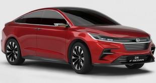 Daihatsu DN F Sedan concept