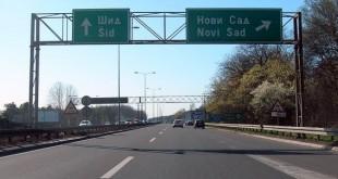 Kažnjavanje auto put