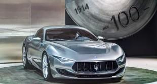 Maserati elektrifikacija