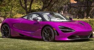 McLaren S MSO Pebble Fuxia