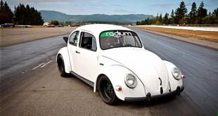 Volkswagen Buba Subaru motor