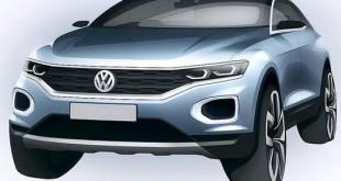 Volkswagen T Roc teaser