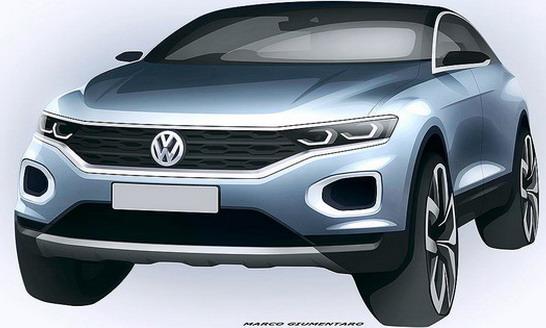 Volkswagen-T-Roc-teaser-1