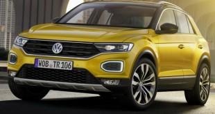Volkswagen T Roc zvanicno