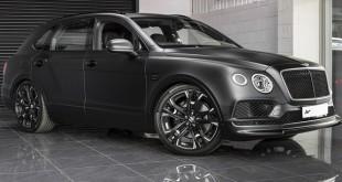 Bentley Bentayga Le Mans Kahn