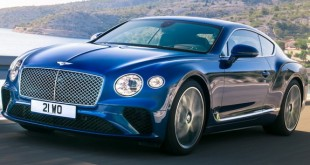 Bentley Continental novi