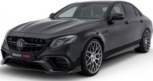 Brabus  Mercedes AMG E
