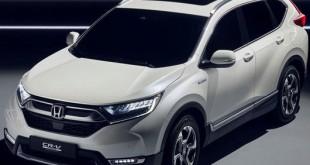 CR V Hybrid