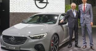 Lohscheller CEO najavio Opel plug in