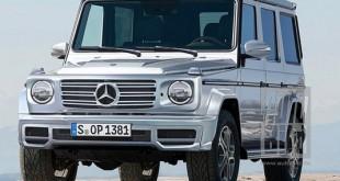 Mercedes G klase