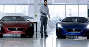 Camel Group unapređuje saradnju sa Rimac Automobilima