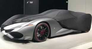 Zagato IsoRivolta GT Vision
