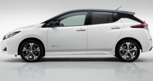 Nissan siri mrezu brzih punjača