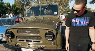 """VIDEO: Kao u tenku:"""" Šta Amerikanci misle o legendarnom sovjetskom terencu UAZ-469?"""""""