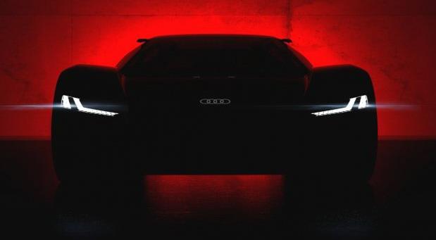Audi PB  e tron