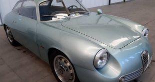 Za koliko je prodata Alfa Romeo Giulietta SZ koji je 35 godina proveo u podrumu