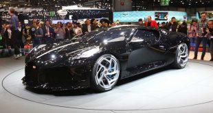 Morate videti ostale slike: Bugatti La Voiture Noire izgleda bolesno dobro