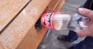 Video: Morate pogledati – Idiot sipao 2 litra Koka Kole u rezervoar