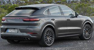Porsche Cayenne Coupe i zvanično