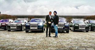 Nećete verovati zašto je ovaj čovek kupio šest Rolls-Roycea