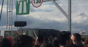 Gradonačelnik svečano otvorio JEDAN METAR autoputa