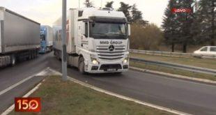 Video: Devojka kamiondžija – Tamara je uvek spremna za akciju