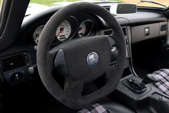 Mercedes  SL Gullwinga