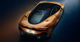 Superbrz, a udoban – McLaren Grand Touring FOTO