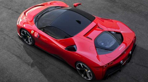 Ferrari SF Stradale