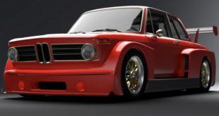Gruppe5 Motorsport BMW 2002 sa 803KS izgleda nestvarno