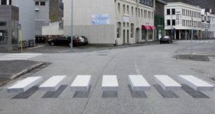 Banjaluka dobija 3D pešački prelaz