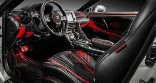 Nissan GT-R by Carlex Design IZGLEDA BOLESNO DOBRO