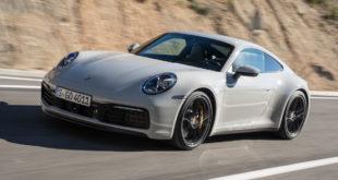 VIDEO: Test Porsche 911 (992)
