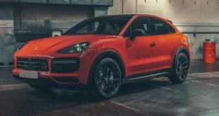 Da li je ovo novi Porsche Cayenne Coupe E-Hybrid?