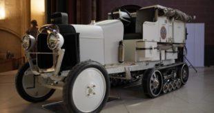 Kako izgleda prvo vozilo koje je savladalo Saharu?