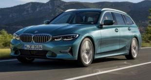 Novi BMW Serije 3 Touring