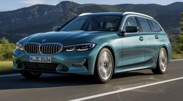 BMW Serije  Touring