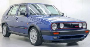 """Na prodaju Golf """"dvojka"""" GTI G60 koji je prešao 52.000 km"""