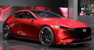 Električna Mazda stiže sledeće godine