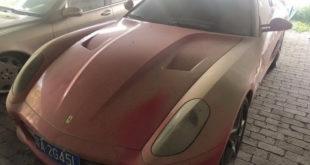Kakav promašaj aukcijskih procenitelja: Ferrari 599 GTB za 250 dolara!