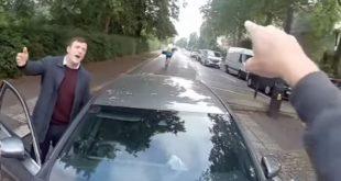 """""""Građansko hapšenje"""": Nema saobraćajca? Nema veze, tu je biciklista VIDEO"""