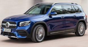 Mercedes GLB i zvanično
