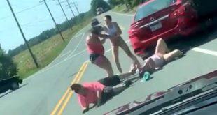 (VIDEO) Masovno makljanje žena na rasksnici