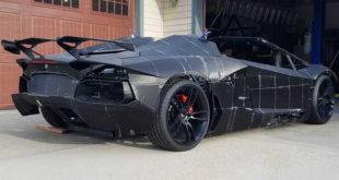 VIDEO: Fizičar pomoću 3D printera pravi Lamborghini Aventador