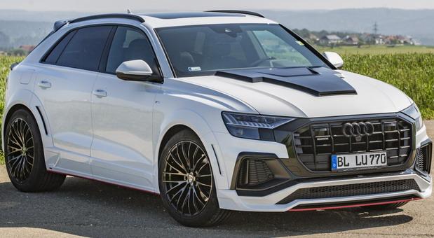 Lumma CLR S Audi Q