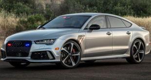 Audi RS7 sa 771KS najbrže blindirano vozilo na svetu?