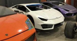Policija u Brazilu zatvorila radionicu za pravljene replika Ferrarijevih i Lamborghinijevih modela